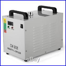 New Industrial Water Chiller CW-3000 for CNC/ Laser Engraver Engraving Machines