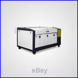 New! RUIDA 80W Co2 Laser Engraving&Cutting Machine With Motorized Table 16''x24