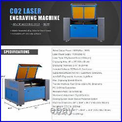 OMTech 100W 40x24 CO2 Laser Engraver Engraving Machine Motorized Z Autofocus