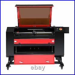 OMTech 28x20in 80W CO2 Laser Engraving Cutting Machine Ruida Engraver Cutter