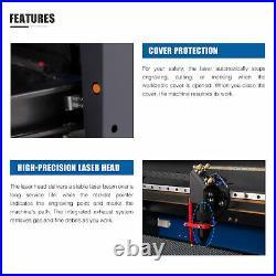 OMTech 30x16 70W CO2 Laser Engraver Cutter Etcher Marker Ruida DSP Autofocus