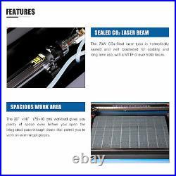 OMTech 30x16 70W CO2 laser Engraving Cutting Engraver Cutter Ruida Autofocus