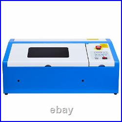 OMTech 40W 12x8 in. K40 CO2 Laser Engraving Cutting Machine Engraver Cutter
