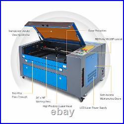 OMTech 60W 24x16 Inch CO2 Laser Engraver Cutter Machine Ruida with Lightburn