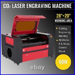 OMTech 60W 28x20 CO2 Laser Engraver Cutter Engraving Cutting Machine w. Ruida