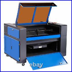 OMTech 80W 35x24 CO2 Laser Engraver Cutter Motorized z Ruida with Lightburn