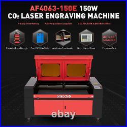 OMTech CO2 150W 63x40 Laser Cutter Engraver Yongli A6S Autofocus Water Chiller