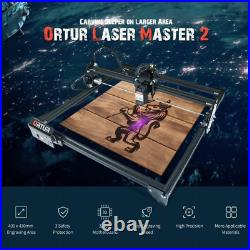 ORTUR 32 bit Laser Master 2 Laser 15With7With20W Engraving Cutting Machine Printer