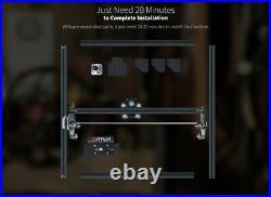 ORTUR 32 bit Laser Master 2 Laser 15With7With20W Engraving Cutting Machine Printer