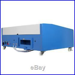 PRO 40W USB CO2 Laser Engraver Cutter Engraving Cutting Machine 300x200mm USA