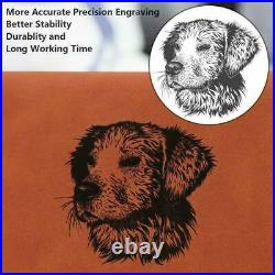 Portable Laser Engraving Cutting Machine DIY Logo Picture Print Engraver Desktop