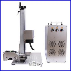 Powerful 30W Portable Fiber Laser Marking Machine for Metal & Non-metal Material