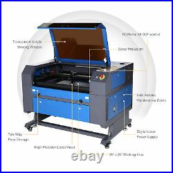 Preenex 28x20inch 60W CO2 laser Engraver Cutter Ruida with CW-5200 Water Chiller