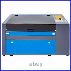 Preenex 50W CO2 Laser Engraving Cutting Machine Ruida Engraver Cutter 20 ×12 in