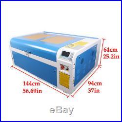 RECI 100W 1060 CO2 Laser Cutting and Engraver Machine With FDA CW5000 Ruida 6445
