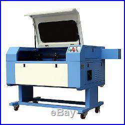 RECI 100W CO2 Laser Engraving Cutting Engraver Cutter Machine 700mm x 500mm USB