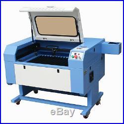 RECI 100W CO2 Laser Engraving Cutting Machine 700mm x 500mm Ruida Red Dot USB