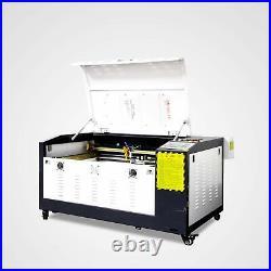 RECI 100W Co2 Laser Engraver Cutter Machine Motor Z 600mm x 400mm CorelLASER