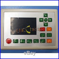 RECI W2 100W Co2 Laser Engraving Cutting Machine 700x500mm Ruida System Chiller