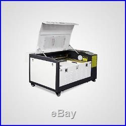 RUIDA 50W Co2 Laser Cutter and Engraver Machine & Motorized Platform 24''x16'