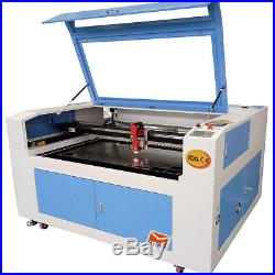 ReCi 100W CO2 laser engraving cutting machine