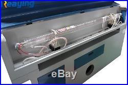 Reci 150W Co2 laser metal cutter laser metal engraver machine laser cnc USB