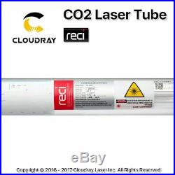 Reci W1 S1 CO2 Laser Glass Tube Water Cooling for CO2 Cutting Engraving Machine