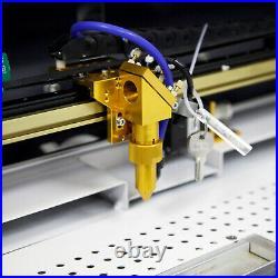 Reci W2 100W Ruida 400x600mm Co2 Mini Desktop Laser Engraver Engraving Machine