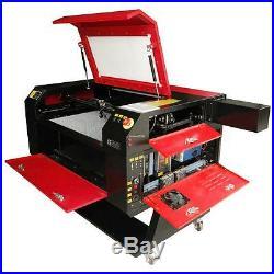Ridgeyard 100W CO2 Laser CNC Cutter Engraver Engraving Machine 28X20 INCH
