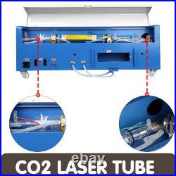 Ridgeyard 40W USB CO2 Laser Engraver Cutter Engraving Cutting Machine 300x200mm