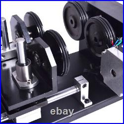 Roller Rotation Axis Rotary Attachment For CO2 Engraving Laser Cutting Machine