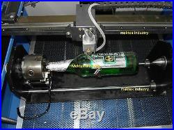 Rotary Attachment/Cylinder Glass 7050/9060 CO2 Laser Engraver Engraving Machine