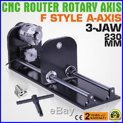 Rotary Axis For 60W CO2 Laser Engraving Cutting Machine Engraver USB Port Great