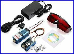 SainSmart Genmitsu 5.5W Blue Laser Head Module Kit 450nm for CNC Engraving