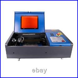 Secondhand Upgraded40W Laser Engraver Cutting Machine Crafts Red-dot pointer