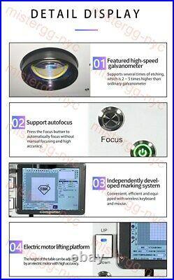 TBK 958B iPhone Laser Machine Engraving Machine Back Glass Separating 2020