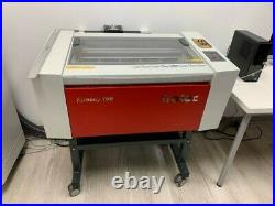 TROTEC SPEEDY 100 60 WATT Model Laser Cutter Engraver and Fume Mitigator