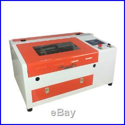 TS4030 400x300mm CO2 laser engraver 50w laser engraving Machine carver Acrylic