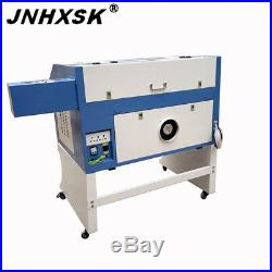 TS4060 laser engraving cutting machine 50W 400x600mm