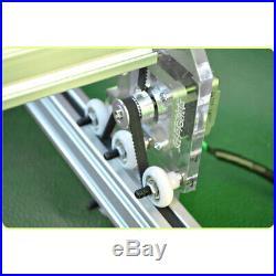 US 5065cm Area Laser Engraving Cutting Machine Printer Kit Desktop 3000mW DIY