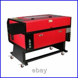 US Stock 28×20 EFR 80W CO2 Laser Engraving Engraver and Cutter Machine FDA&CE