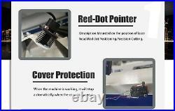 US Stock RECI CO2 Laser Engraver Cutter 130W 51 × 35 Cutting Engraving Machine