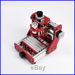 USA 1310 Mini CNC Router Metal Cutting Pcb Wood Milling Laser Machine Engraver