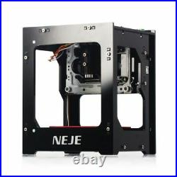 USA 3000mW Laser Engraving Machine DIY Print Carving with Wireless APP Control
