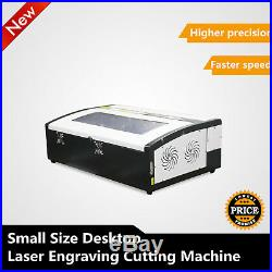 USB 40W 300200mm CO2 LASER ENGRAVING CUTTING MACHINE Cutter Engraver Machine