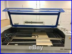 USED CAMFive laser cutting engraving machine 100W LARGE SIZE Laser Engraver