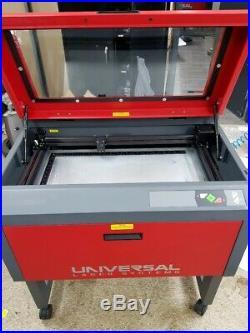 Universal Laser System 60 Watt Engraver Cutter Engraving Machine