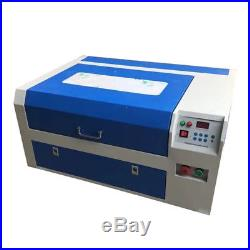 Updated 50W CO2 Laser Engraver Cutter Engraving Cutting Machine 2012