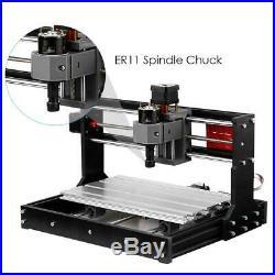 Upgrade Version CNC 3018 Pro GRBL Control DIY Mini CNC Laser Engraving Machine