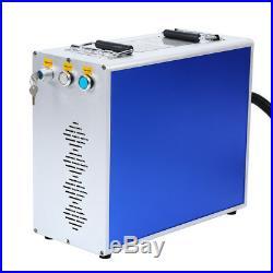 Used 30W Fiber Laser Marking Machine Metal Engraving Engraver High Precision